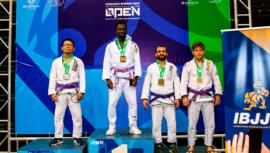 Franky Tobias ganó bronce en el Chicago Spring International Open 2019