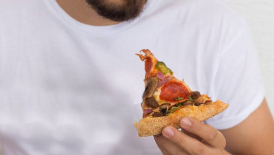 "Ganadores del ""Para Papi Challenge"" de Domino's Pizza Guatemala"