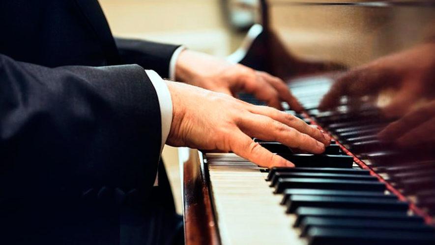 Gran concierto de piano en el Teatro Nacional | Festival de Junio 2019
