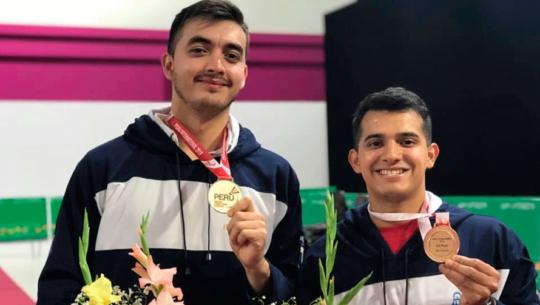 Guatemala conquistó la modalidad de dobles del Perú International 2019