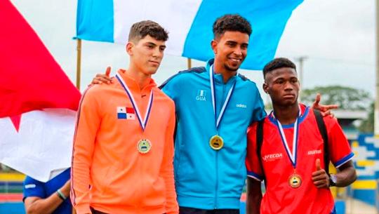Guatemala culminó con 21 medallas el XXX Campeonato Centroamericano Mayor 2019