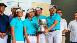 Guatemaltecas dominaron el Abierto Centroamericano, Copa Los Volcanes 2019