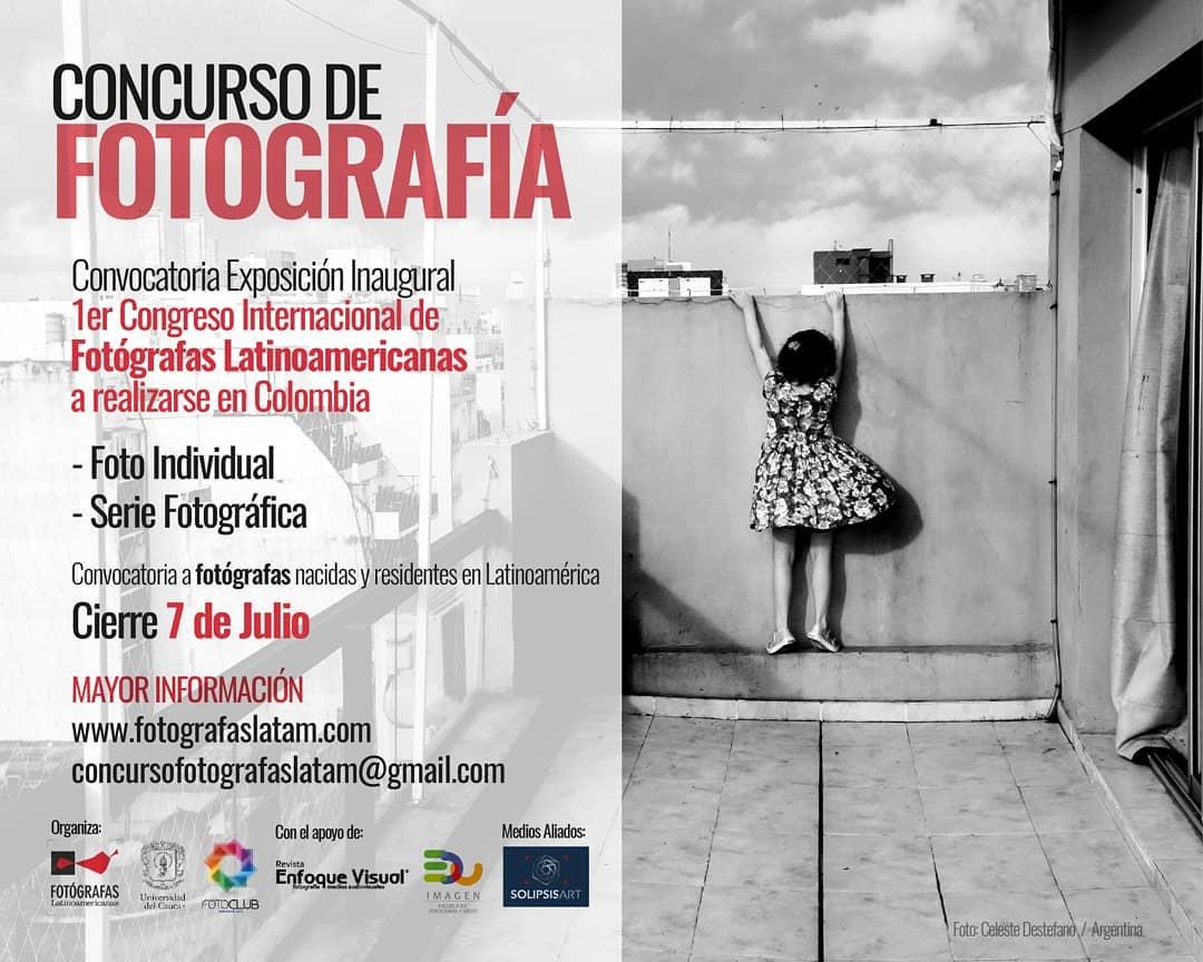 Guatemaltecas podrán participar en Concurso Internacional Fotógrafas Latam 2019