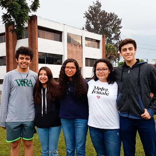 Guatemaltecos participan en Olimpiadas de Matemática 2019 en República Dominicana