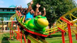 Horarios en los parques del Irtra para las vacaciones de medio año 2019