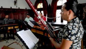 IV Campamento Internacional de Fagot en Guatemala | Julio 2019