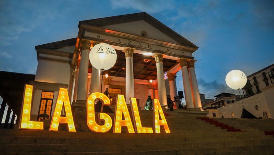 La Gala Camara eventos Guatemala 2019