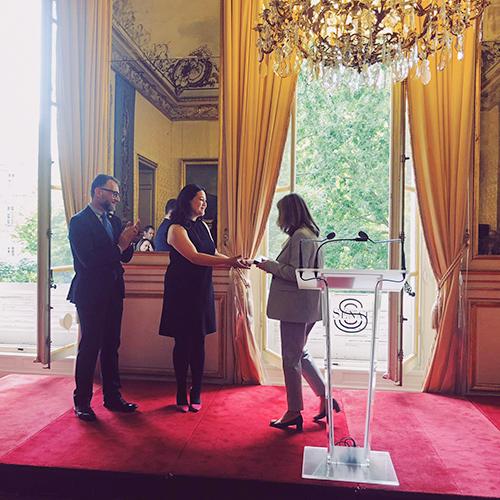 La guatemalteca Adriana González es reconocida a nivel mundial por su talento