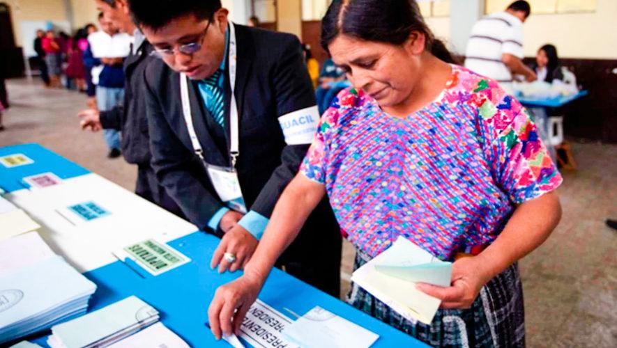 Las Elecciones Generales son el 16 de junio de 2019. (Foto Eleconomisma.com.mx)