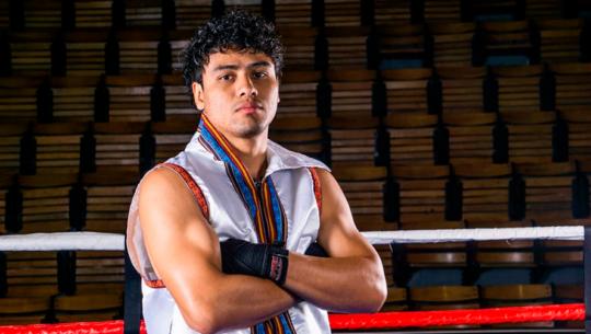 Lester Martínez venció a Luis Jiménez en su tercera pelea como profesional