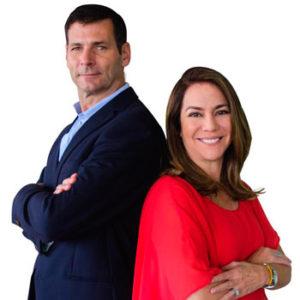 Líder eficaz Empowoman Guatemala 2019 Claudia Rosales y Carlos Castillo