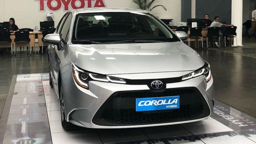 Llega a Guatemala el nuevo Toyota Corolla con un aspecto más deportivo
