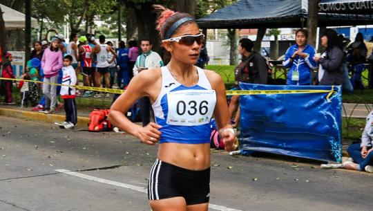 Marchistas de Guatemala consiguieron marcas de acceso a Juegos Olímpicos de Tokio 2020
