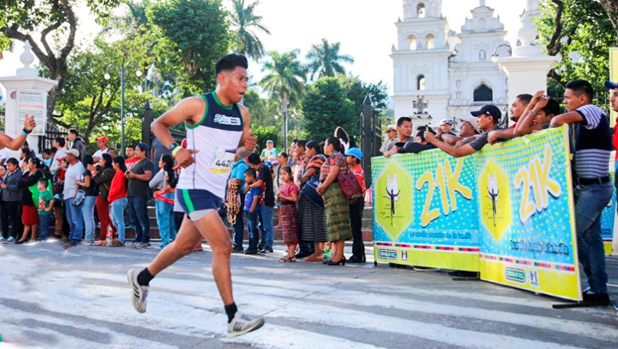 Media Maratón 21K de Esquipulas   Noviembre 2019