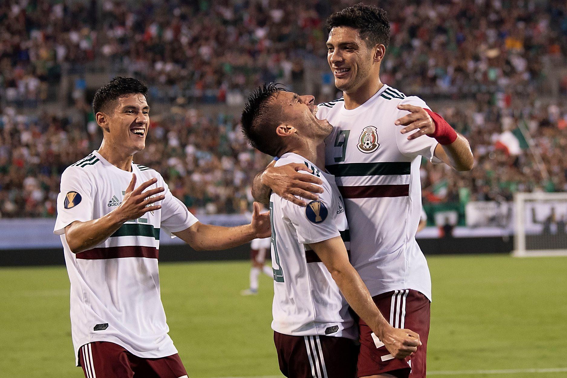 México y Costa Rica Copa Oro