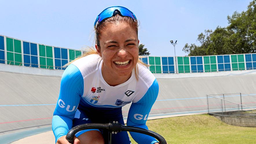 Nicolle Rodríguez fue cuarto lugar en el US Sprint GP 2019