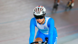 Nicolle Rodríguez, la mejor latinoamericana del UCI C1 Fastest Man/Woman on Wheels 2019