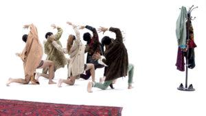 Obra de danza contemporánea en la Alianza Francesa   Julio 2019