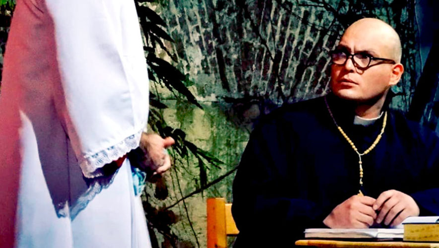 Padre Pedro, obra de teatro dramática | Festival de Junio 2019
