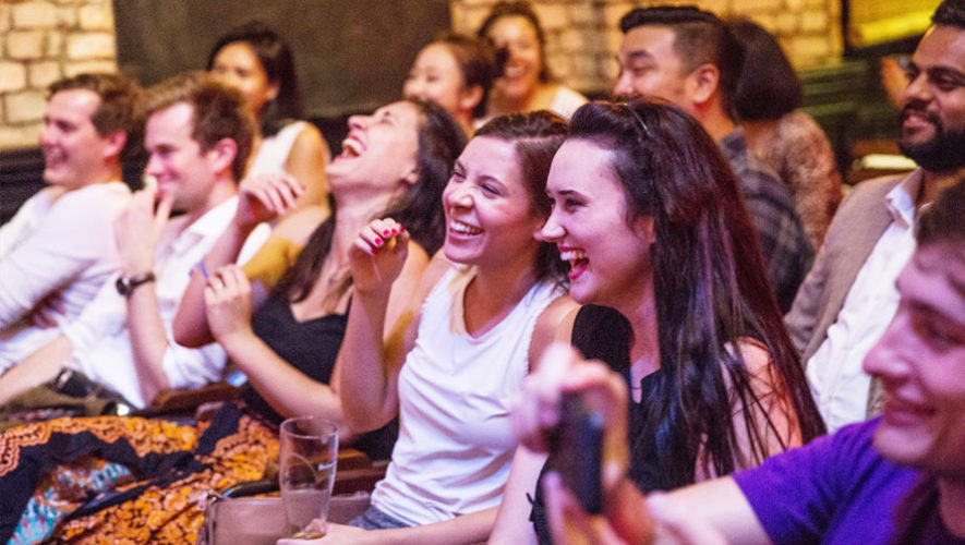 Padres Luchones, show de Stand Up Comedy en Antigua Guatemala | Junio 2019