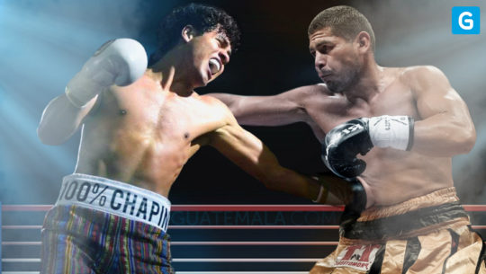 Fecha de la pelea de Lester Martínez vs. Rolando Paredes en México, boxeo profesional 2019 FB
