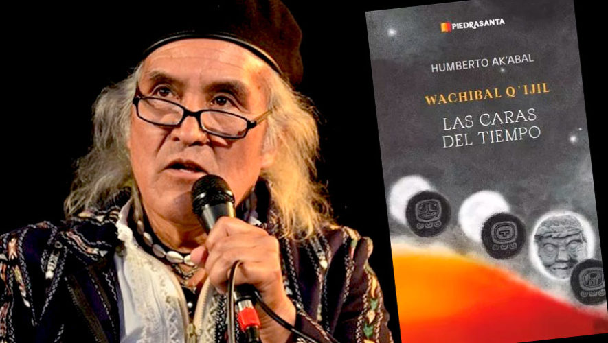 Presentación de libro de Humberto Ak'abal | Julio 2019