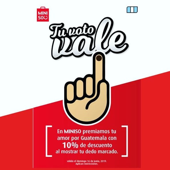 Promoción en Guatemala