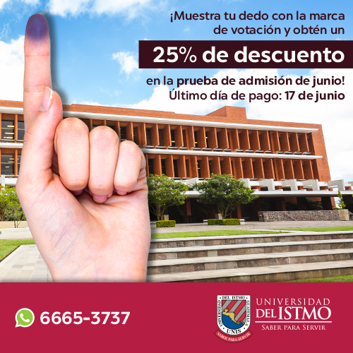 Promoción por elecciones en Guatemala