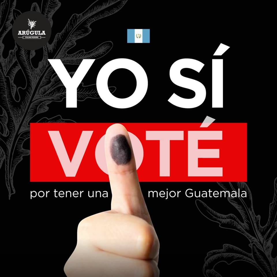 Promoción por elecciones