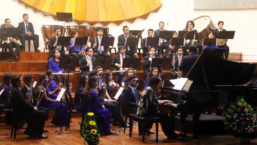 Quinto Concierto del Ciclo Beethoven, por la Orquesta Sinfónica del Conservatorio | Junio 2019