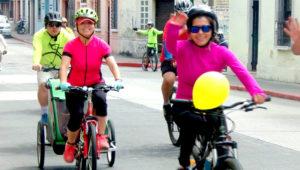 Recorrido dominical en bicicleta | Julio 2019