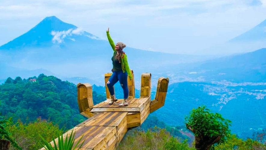 Recorrido por miradores de Antigua Guatemala   Julio 2019