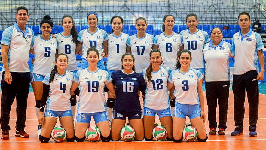 Resultados de Guatemala en el IV Campeonato Centroamericano Sub-23 2019