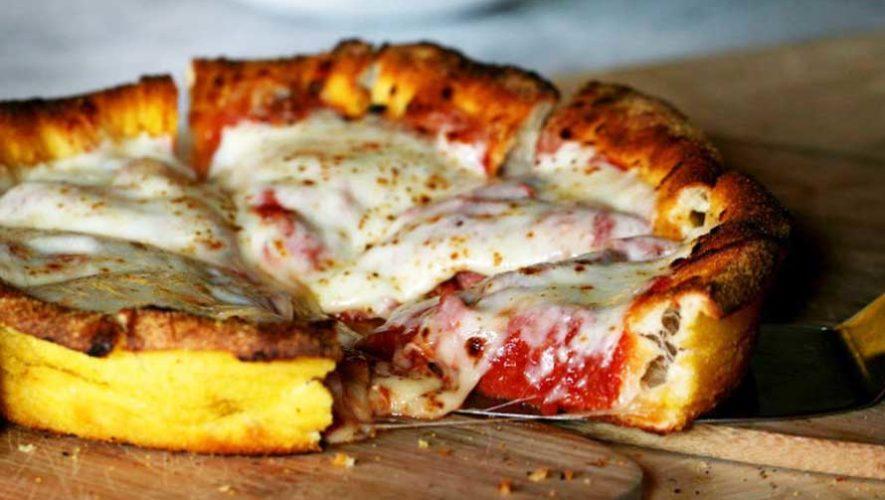 Reto de pizza en parejas en La Fattoria | Junio 2019