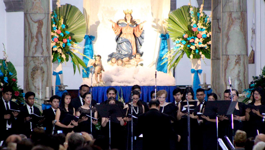 Serenata de la Virgen de la Asunción