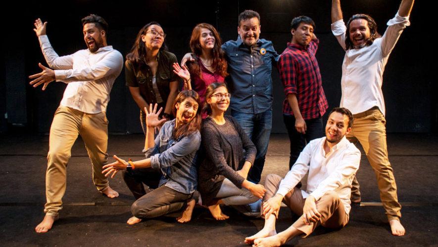 Show de improvisación teatral en el Teatro Nacional | Festival de Junio 2019
