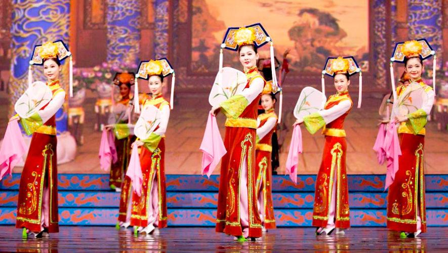 Show gratuito de danzas internacionales | Junio 2019