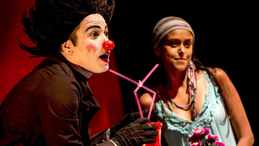 Show interactivo de teatro circense | Festival de Junio 2019