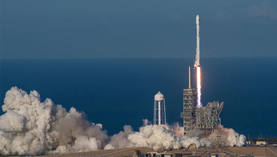 Space Connections Comnet Guatemala SES Satelites 2019 Space X