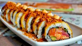 Restaurantes que venden sushi en Guatemala