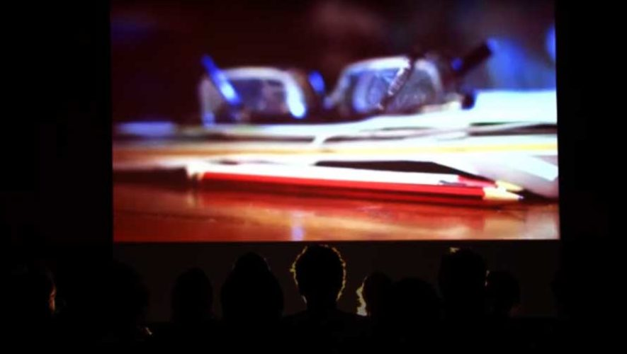 Taller de cine y poesía con Julio Serrano   Septiembre 2019