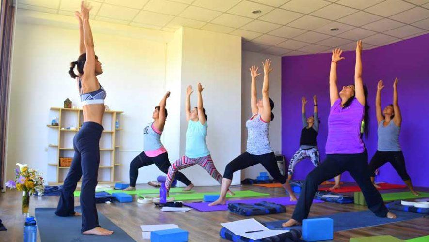Taller de yoga para alinear tu postura | Julio 2019