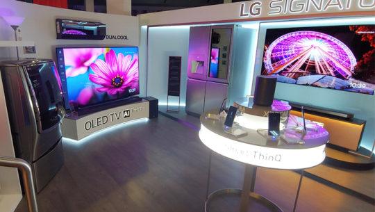 Tecnología de LG ThinQ ahora disponible en Guatemala