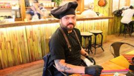 The New York Times pone sus ojos en platillos del chef quetzalteco Jorge Cárdenas