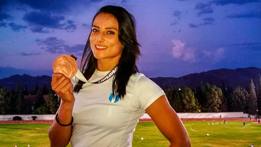 Thelma Fuentes se llevó el bronce del Campeonato Nacional Abierto de México 2019