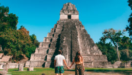 Tikal es una asombrosa y antigua maravilla de Guatemala, según CNN Travel