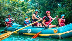 Tour a Semuc Champey con rafting | Julio 2019