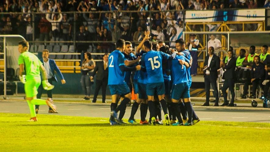 Transmisión en vivo del partido Guatemala vs. Paraguay, junio 2019