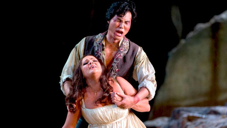Transmisión gratuita de ópera de Verdi en Guatemala | Julio 2019