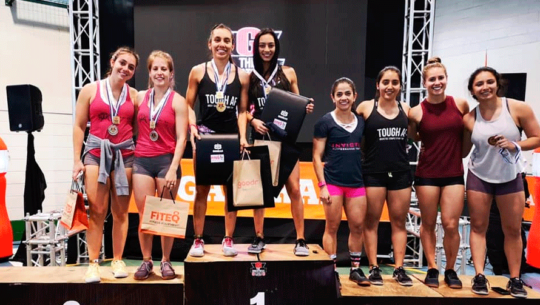 Vera Valdez y Ximena Torres se llevaron la victoria en The Greatness Teams Edition 2019